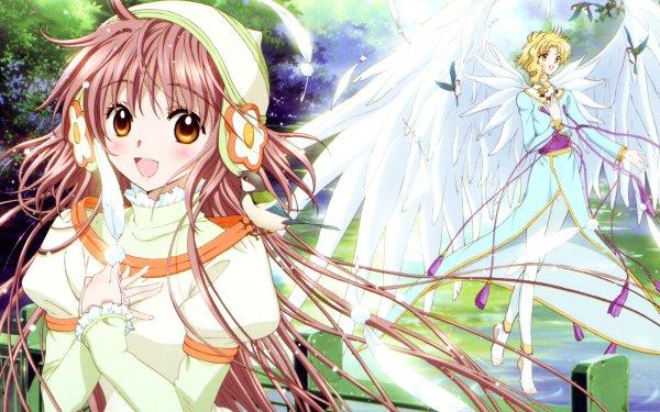 Anime Crossover Kobato Kobato Hanato HD Wallpaper | Background Image