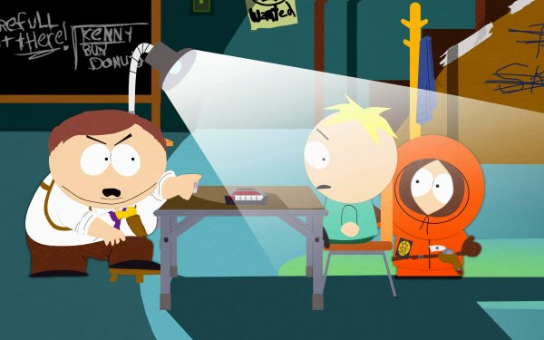 TV Show South Park Eric Cartman Butters Stotch Kenny McCormick HD Wallpaper | Background Image