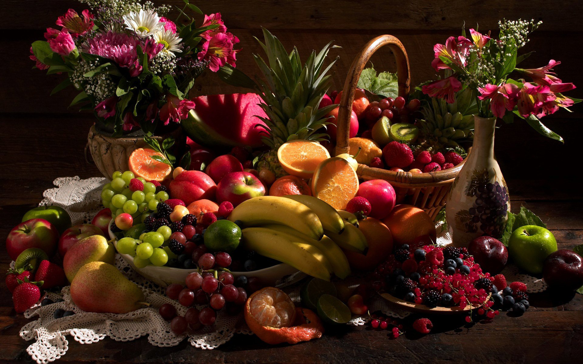 Alimento - Fruta  Fondo de Pantalla
