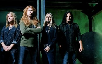 Music - Megadeth Wallpapers and Backgrounds ID : 233444