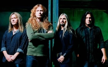 Music - Megadeth Wallpapers and Backgrounds ID : 233446