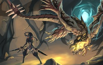 Video Game - Monster Hunter Wallpapers and Backgrounds ID : 233994