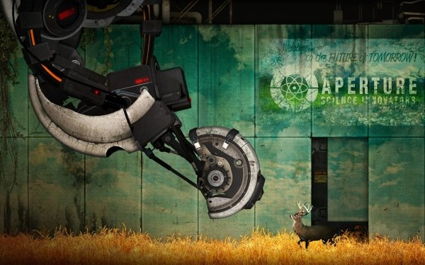 Video Game - portal Wallpapers and Backgrounds