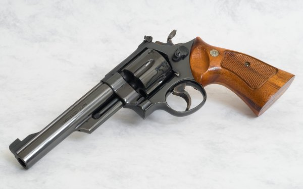 Weapons Smith & Wesson Revolver HD Wallpaper | Background Image