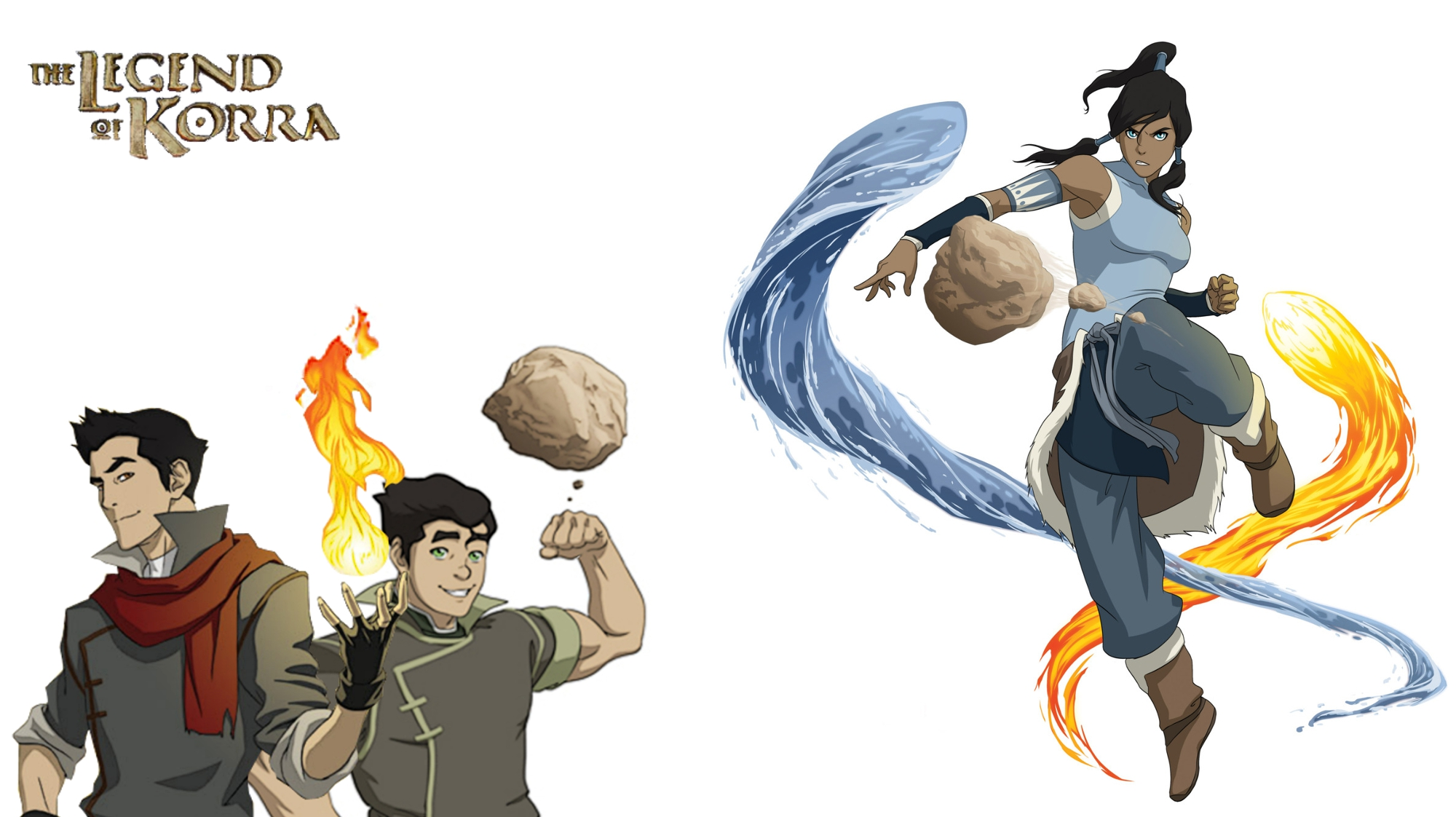 аниме аватар легенда о корре: