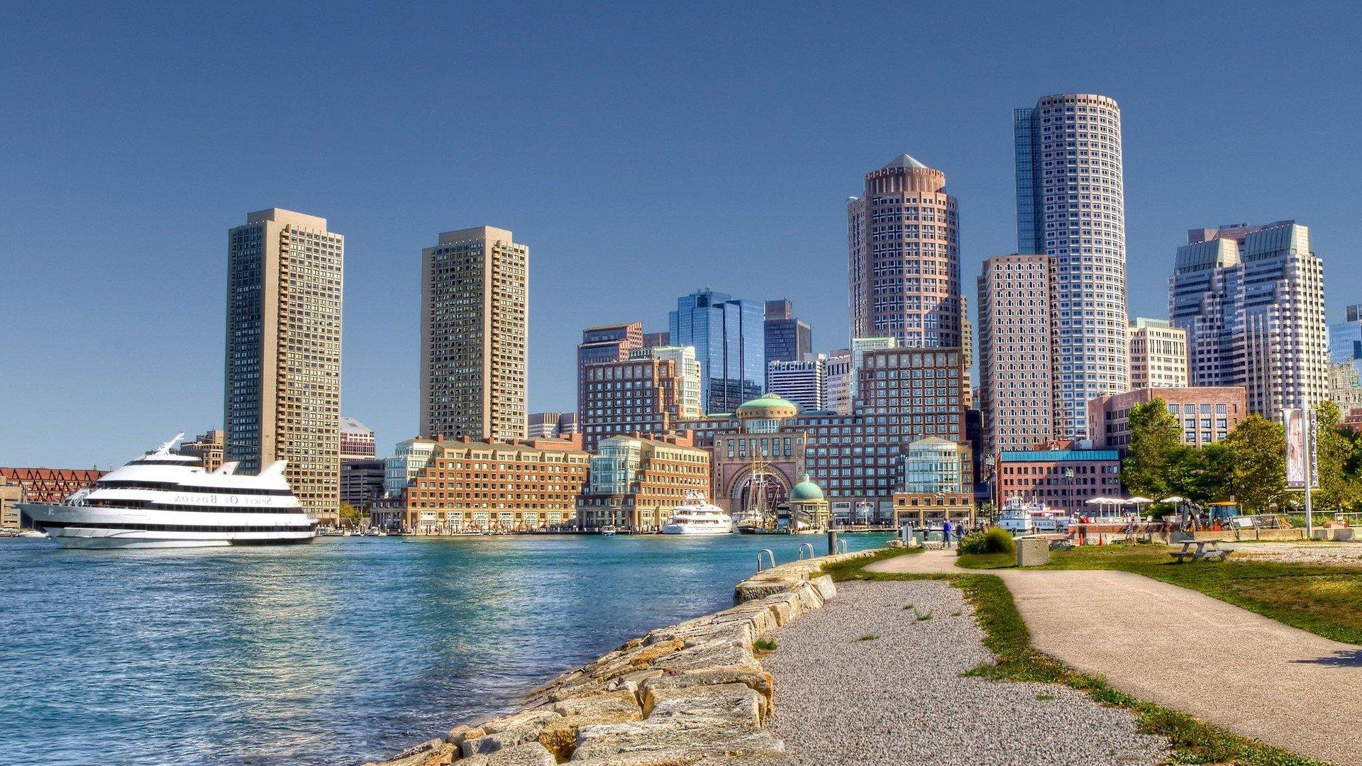 Boston HD Wallpaper | Background Image
