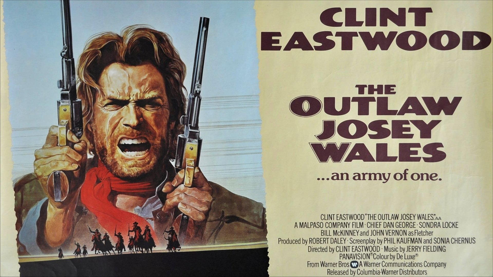 the outlaw josey wales full hd wallpaper and background