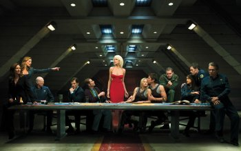 Televisieprogramma - Battlestar Galactica Wallpapers and Backgrounds ID : 234468