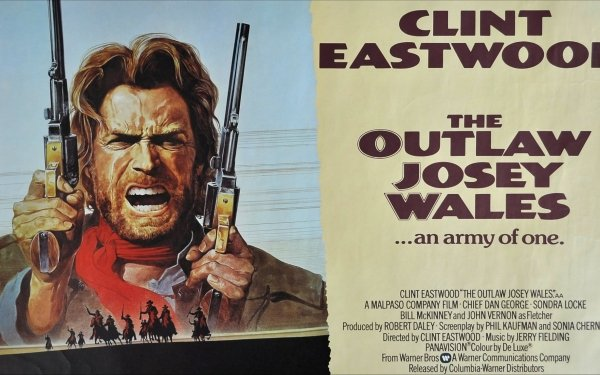 Movie The Outlaw Josey Wales Clint Eastwood HD Wallpaper   Background Image