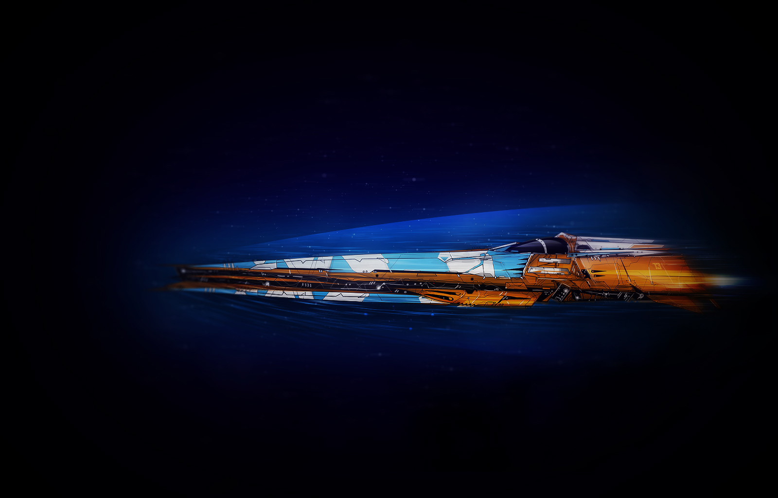 Spaceship wallpaper and background image 1600x1024 id - Wallpaper 1600x1024 ...