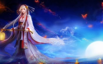 Fantasy - Oriental Wallpapers and Backgrounds ID : 235886