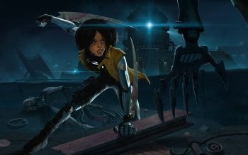 Anime - Battle Angel Alita Wallpapers and Backgrounds ID : 235988