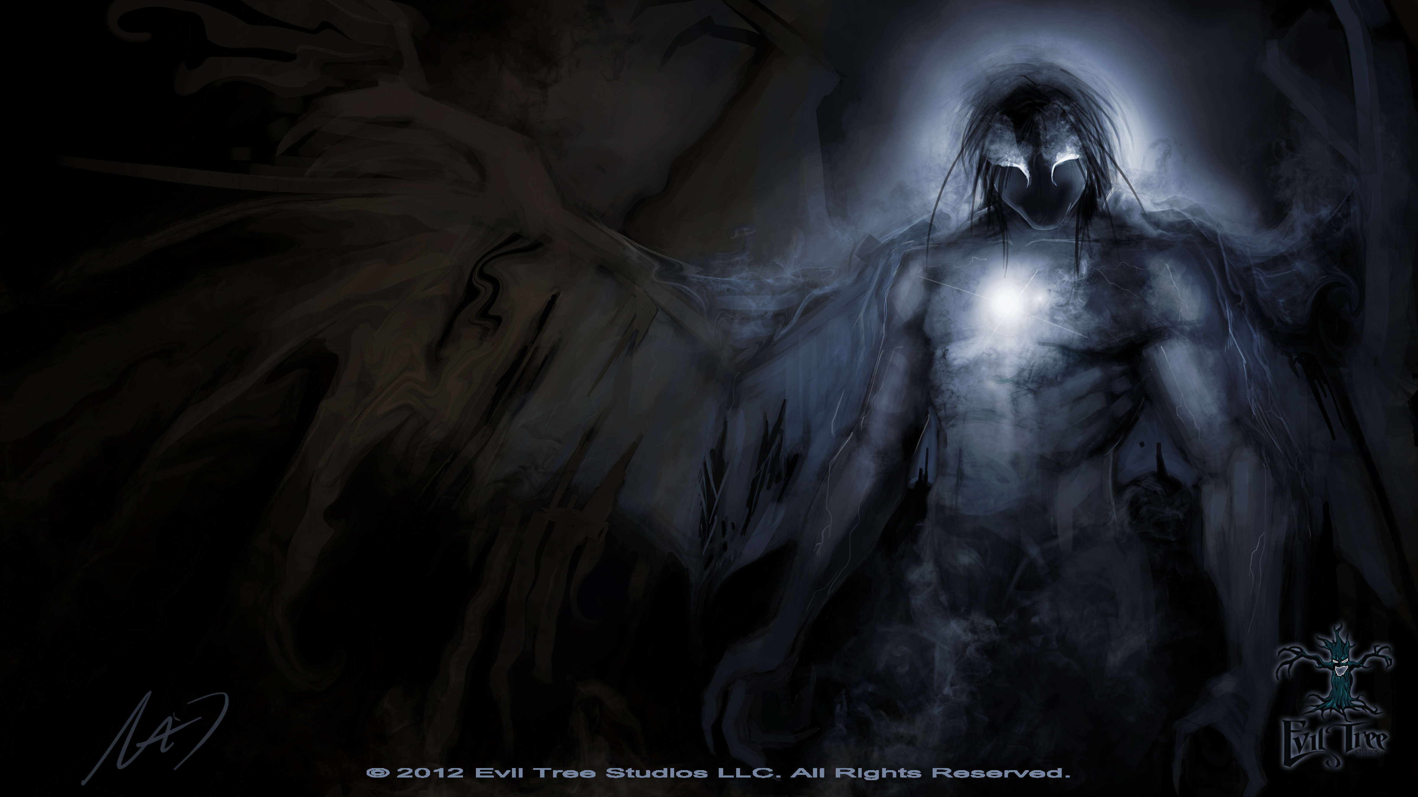 Hd wallpaper evil - Video Game Evil Tree Studios Dark Video Game Wallpaper
