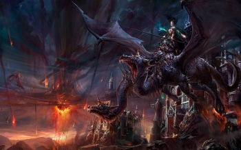 Fantasy - Dragon Wallpapers and Backgrounds ID : 236038