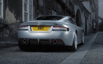 Voertuigen - Aston Martin DBS Wallpapers and Backgrounds ID : 236716