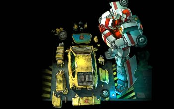 Video Game - Transformers Wallpapers and Backgrounds ID : 236874