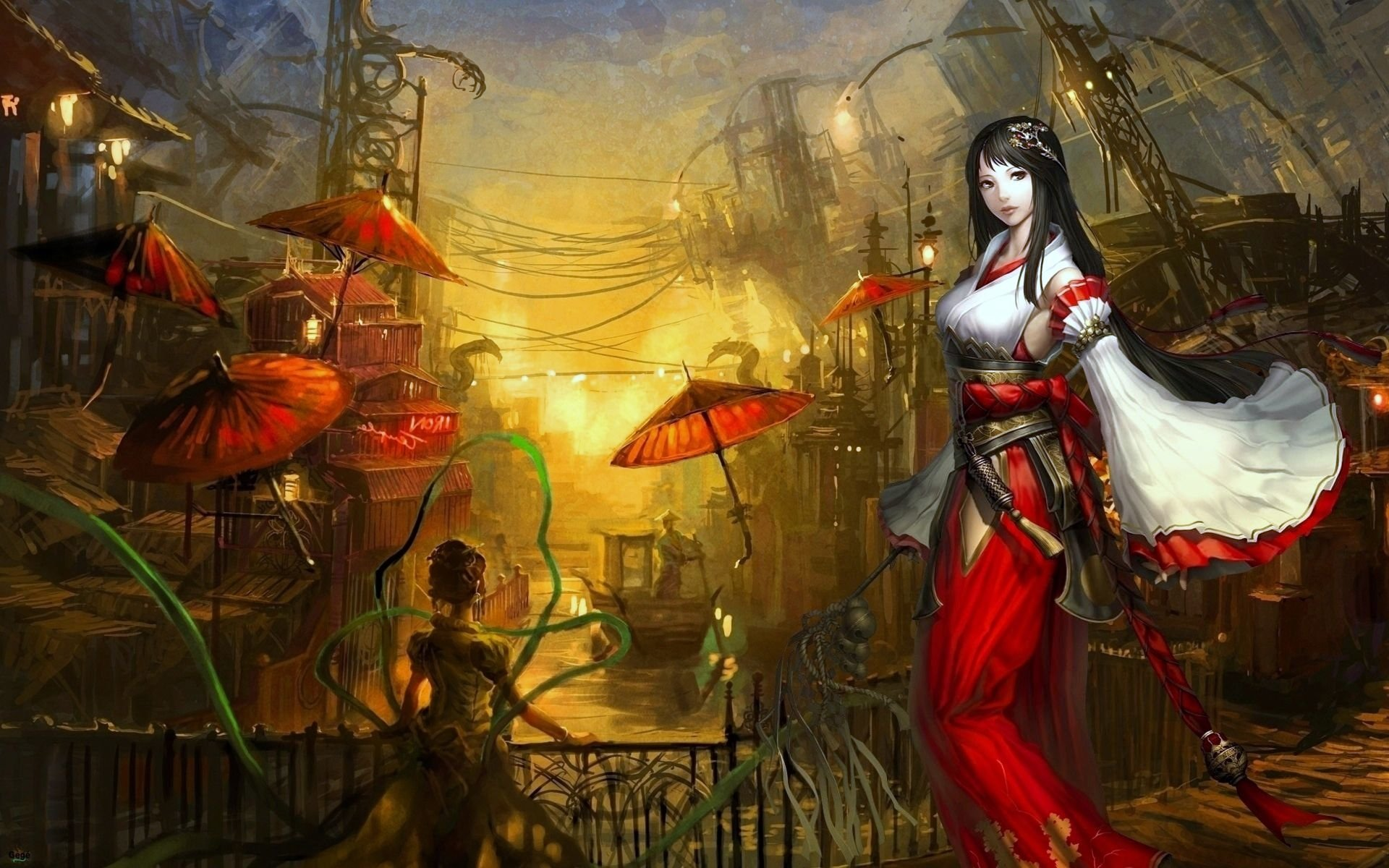 Video Game - Atlantica Online  Wallpaper