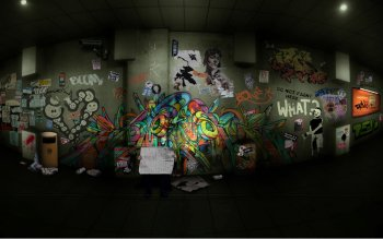 Artistic - Graffiti Wallpapers and Backgrounds ID : 237096