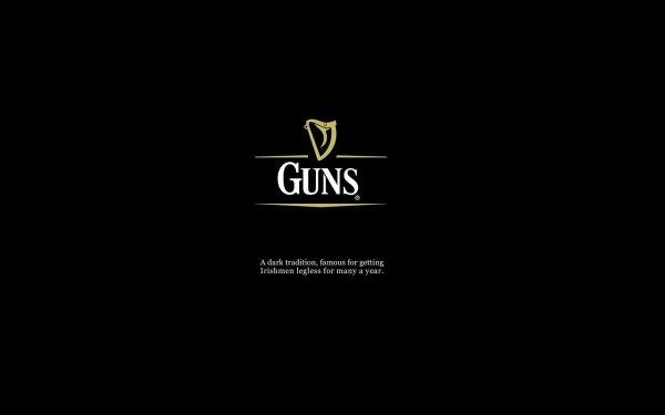 Humor Dark Beer HD Wallpaper | Background Image