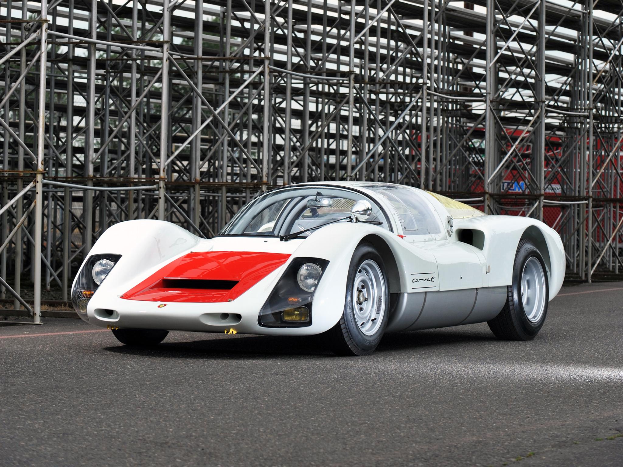 Porsche 906 Carrera 6 Kurzheck Coupe 1966 Fondos De