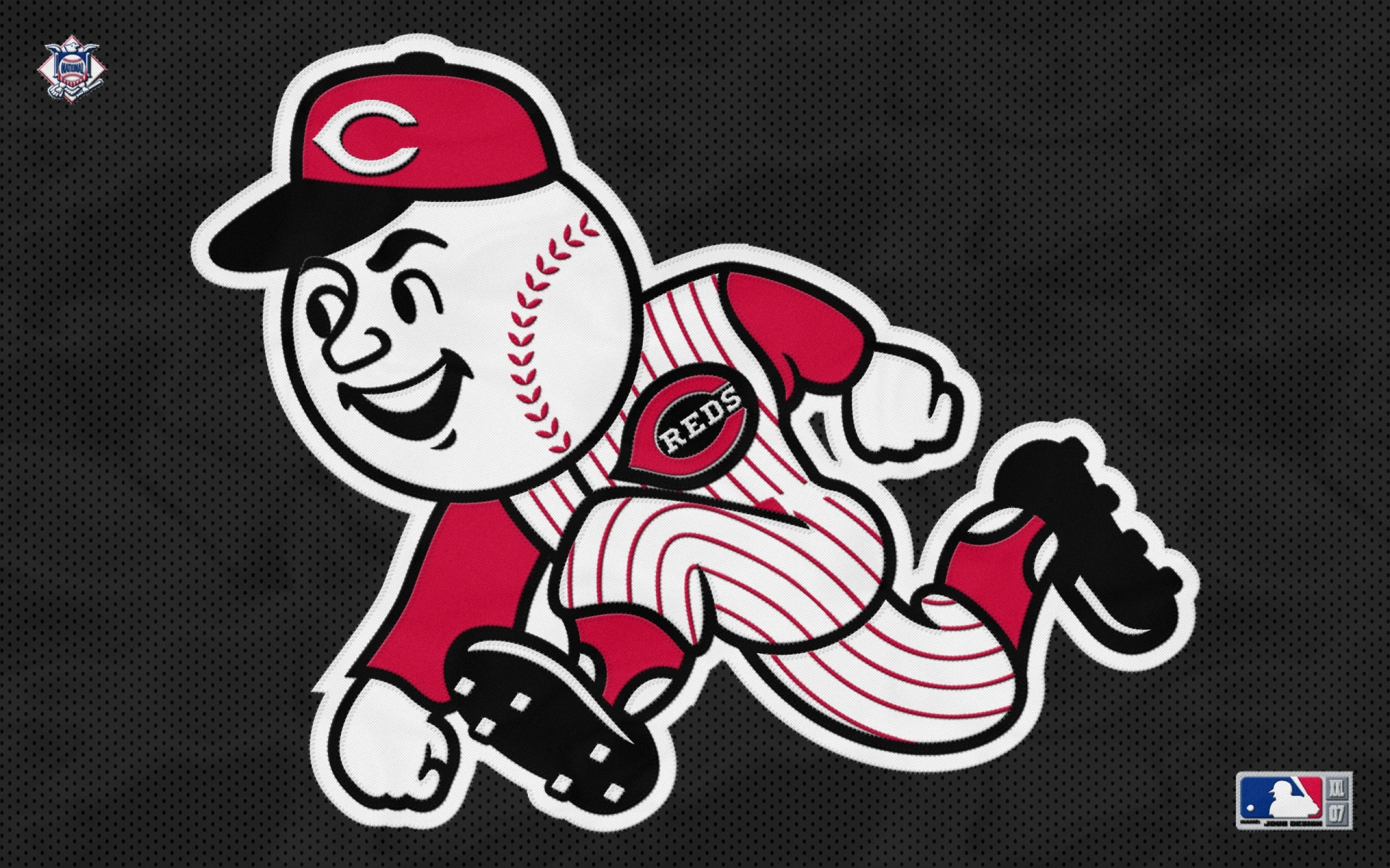 Cincinnati Reds HD Wallpaper