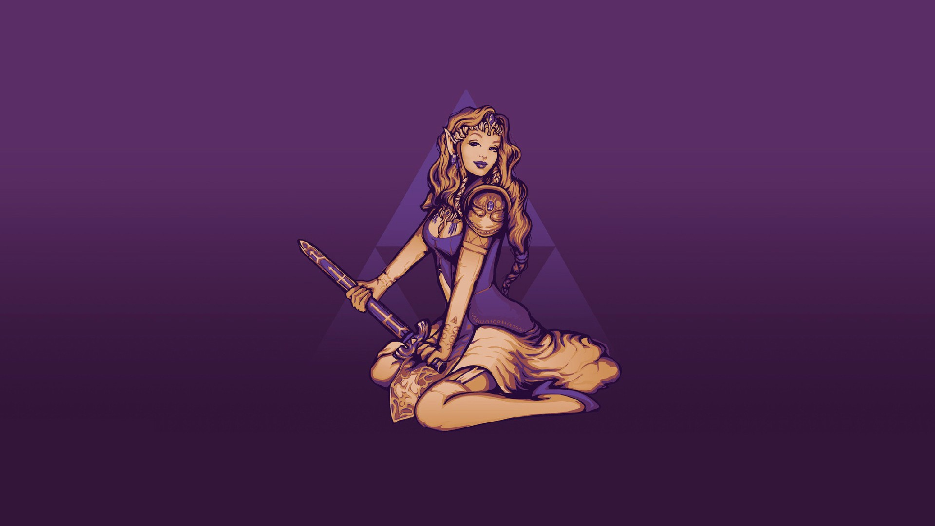 Hd wallpaper zelda - Video Game Zelda Wallpaper