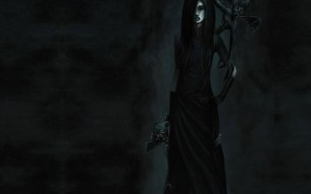 Dark - Witch Wallpapers and Backgrounds ID : 238458