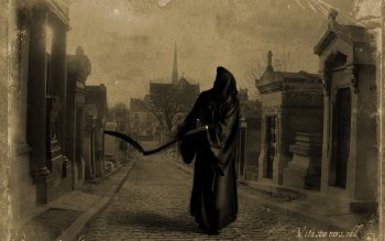 Donker - Grim Reaper Wallpapers and Backgrounds ID : 238464
