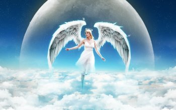 Fantasy - Angel Wallpapers and Backgrounds ID : 238508