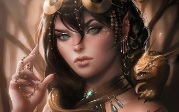 Fantasy - Women Wallpapers and Backgrounds ID : 238918