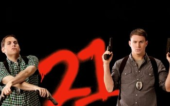 Preview Movie - 21 Jump Street Art