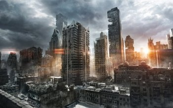 Sci Fi - Post Apocalyptic Wallpapers and Backgrounds ID : 239848