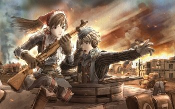 Компьютерная игра - Valkyria Chronicles Wallpapers and Backgrounds ID : 239856