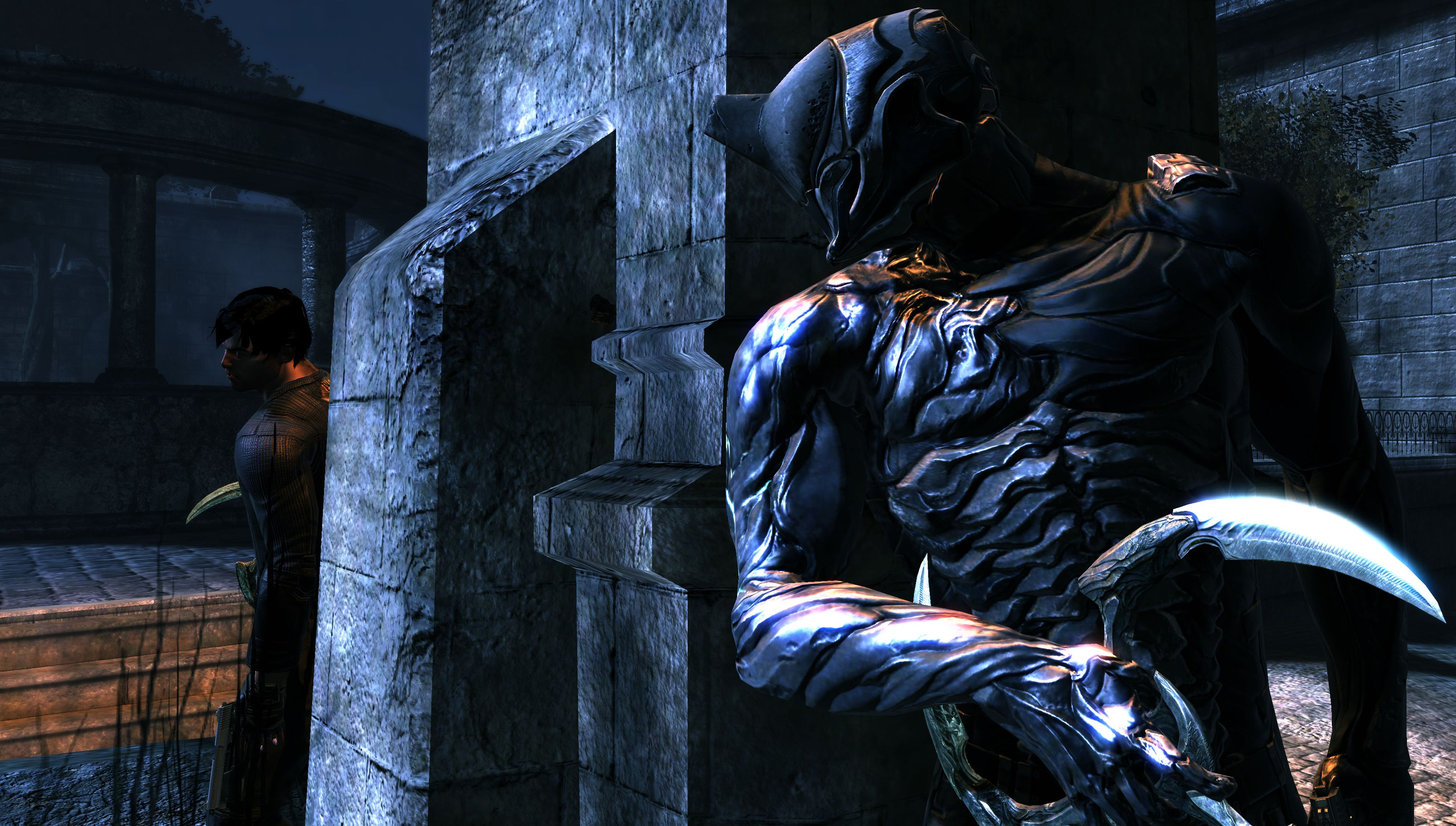 13 Dark Sector HD Wallpapers | Backgrounds - Wallpaper Abyss