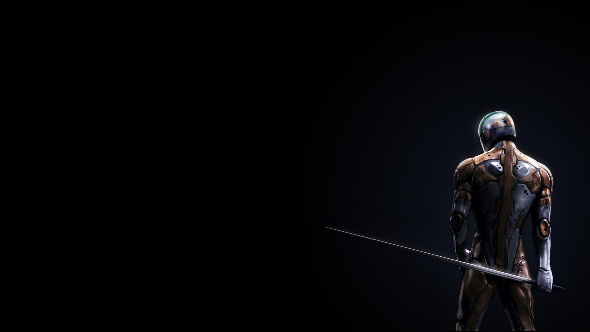 Cyborg Ninja Full HD Wallpaper and Background Image ...