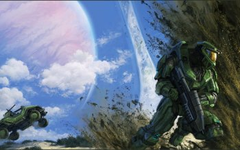Computerspiel - Halo Wallpapers and Backgrounds ID : 240616