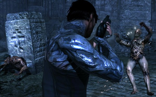 Video Game Dark Sector HD Wallpaper | Background Image
