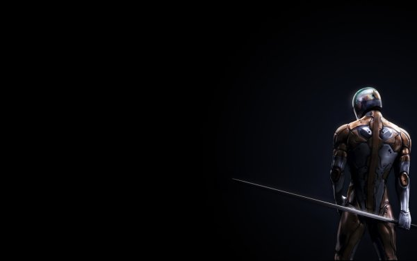 Video Game Metal Gear Solid Gray Fox HD Wallpaper   Background Image
