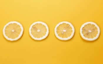 Food - Lemon Wallpapers and Backgrounds ID : 2416