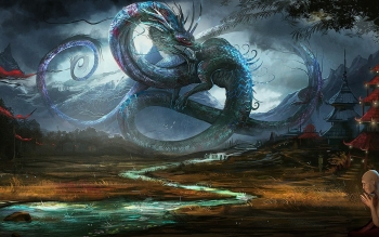 Fantasy - Dragon Wallpapers and Backgrounds ID : 241784