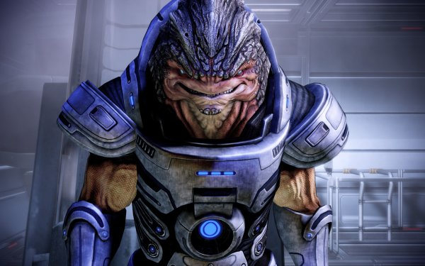 Video Game Mass Effect 3 Mass Effect Grunt HD Wallpaper | Background Image