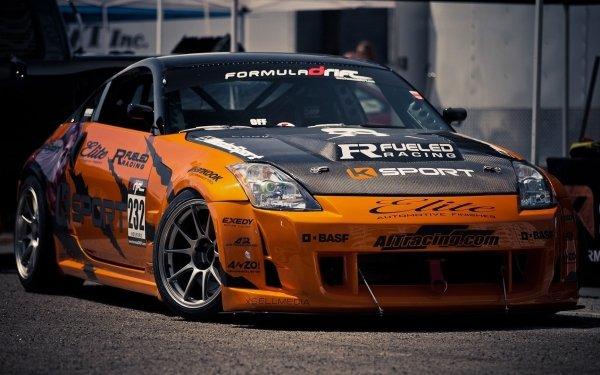Vehicles Drift Nissan HD Wallpaper | Background Image