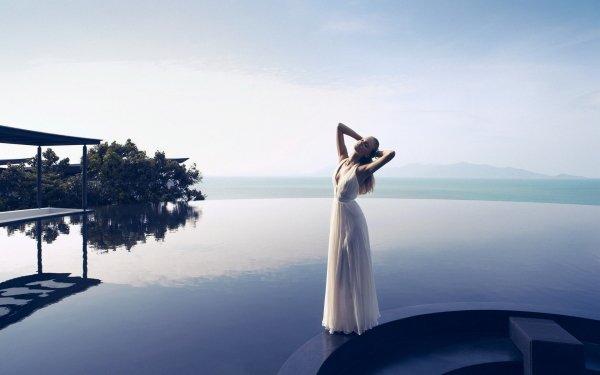 Women Fashion Model Style HD Wallpaper | Background Image