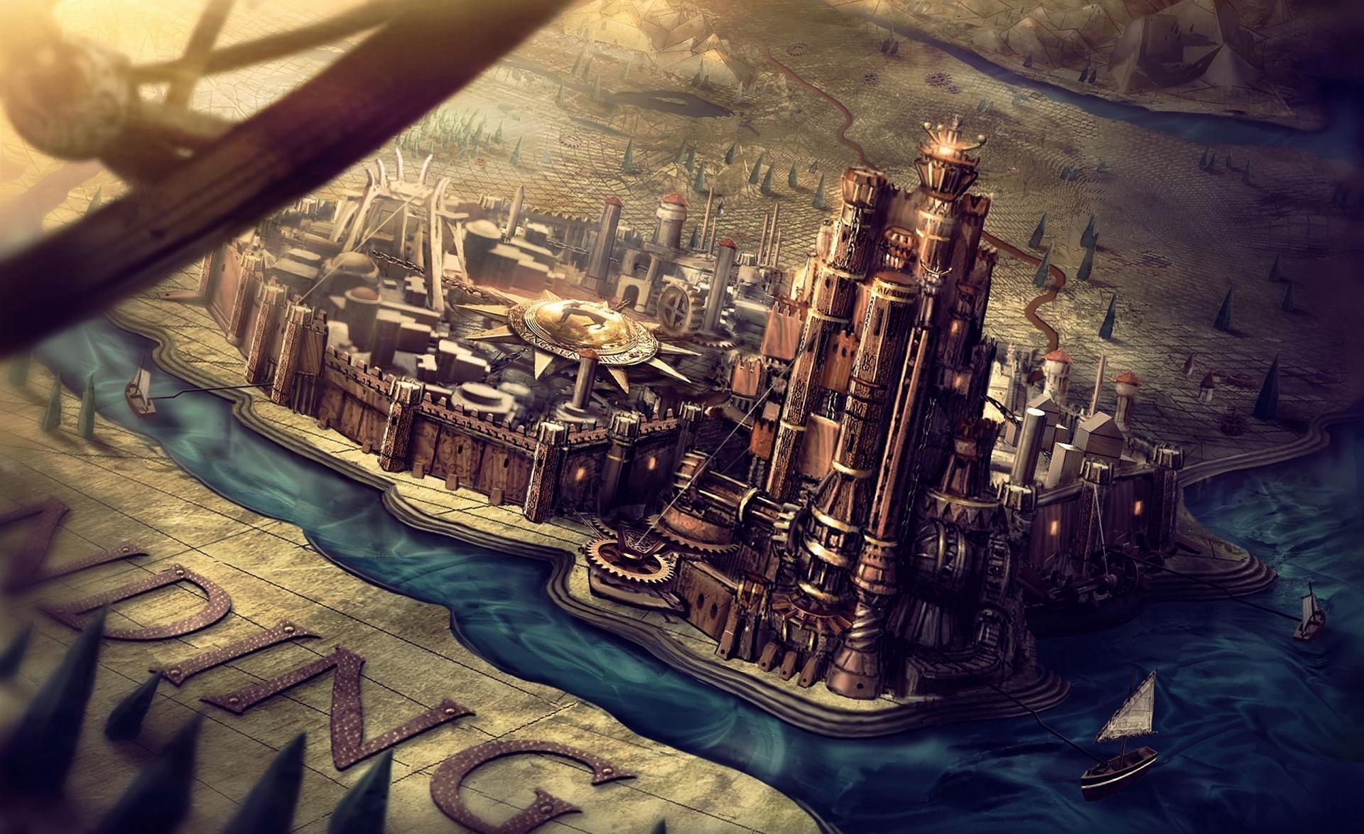 TV Show - Game Of Thrones  King's Landing Wallpaper