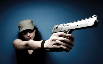 Women - Women & Guns Wallpapers and Backgrounds ID : 242118