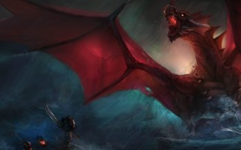 Fantasy - Dragon Wallpapers and Backgrounds ID : 242238