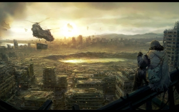 Sci Fi - Post Apocalyptic Wallpapers and Backgrounds ID : 242256