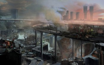 Sci Fi - Post Apocalyptic Wallpapers and Backgrounds ID : 242258