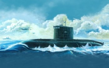 Military - Submarine Wallpapers and Backgrounds ID : 242696
