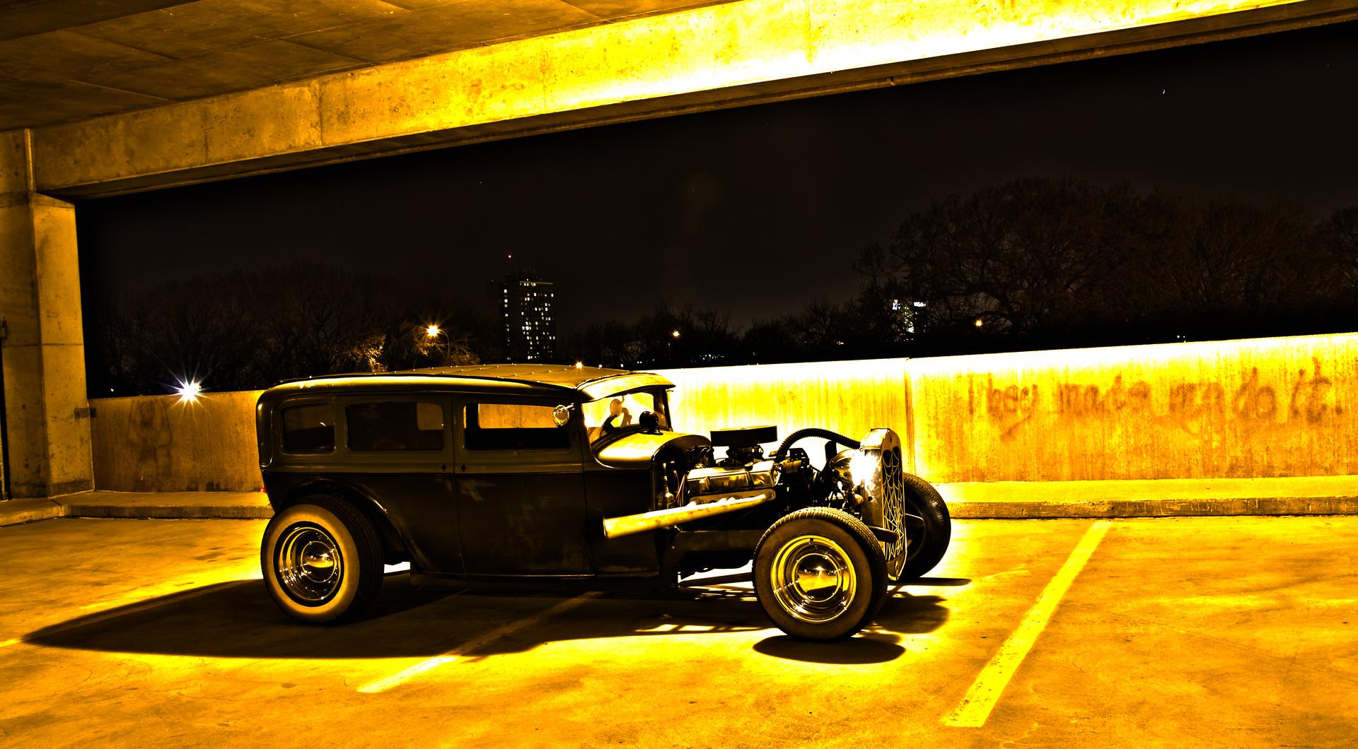 Hot Rod Car Desktop Backgrounds
